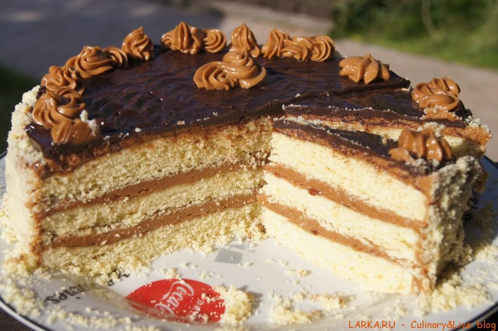 Торт медный всадник классический рецепт пошагово