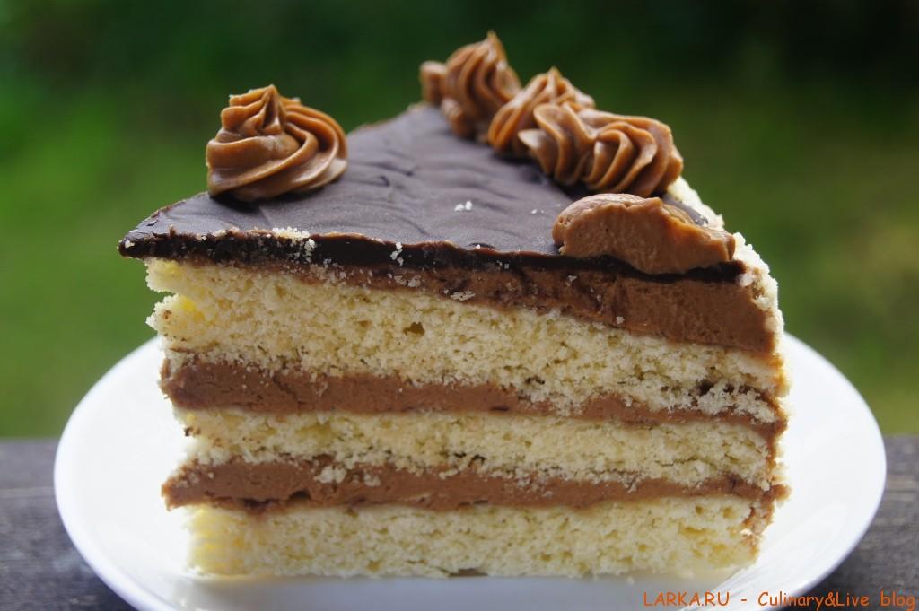 Рецепт ленинградского торта с фото
