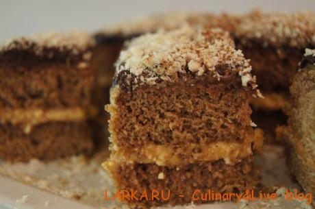 DSC06762 460x305 Бисквитный домашний торт /быстро и вкусно/